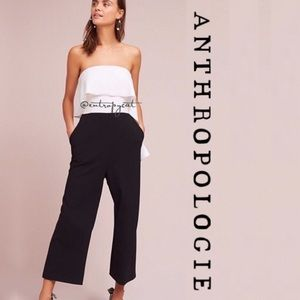 NWT Anthropologie Donna Morgan Jumpsuit Romper